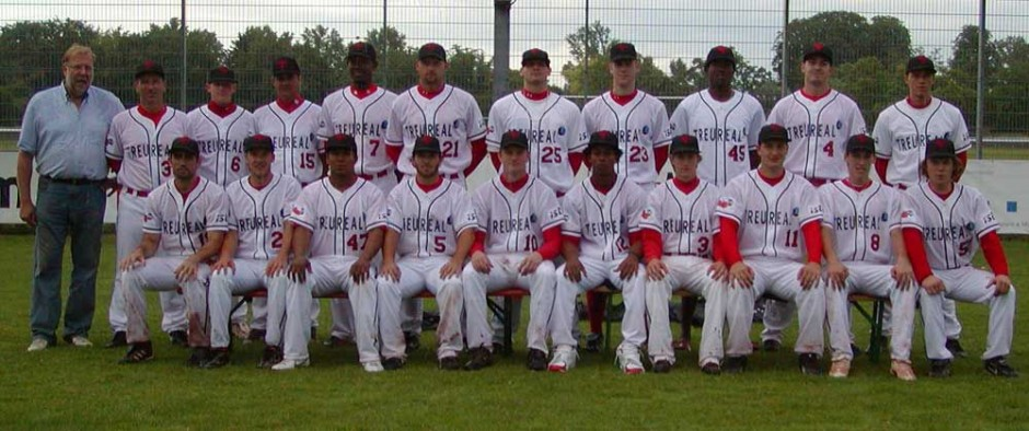 Baseball Bundesliga Team 2007
