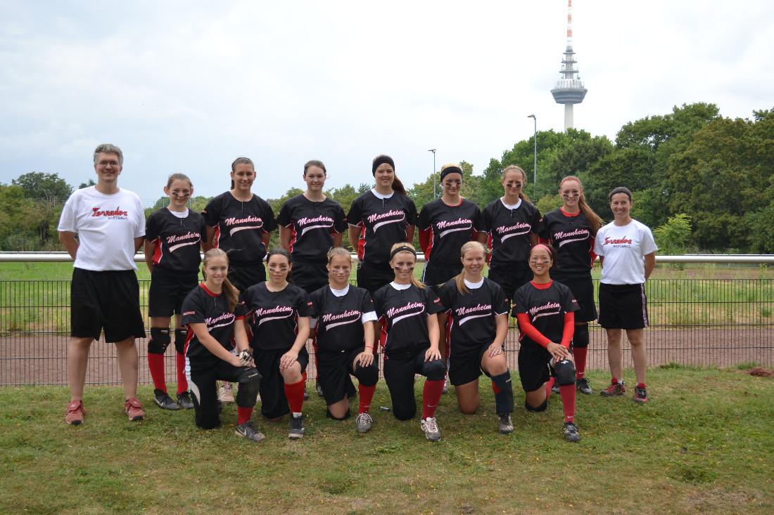 Juniors 2014 Team Photo