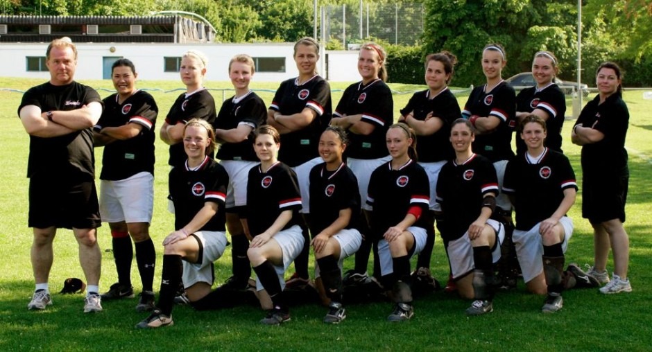 Softball Bundesliga Team 2012
