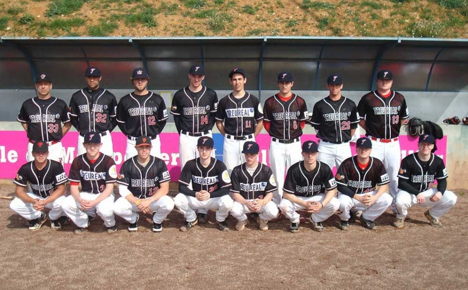 Baseball Bundesliga Team 2011