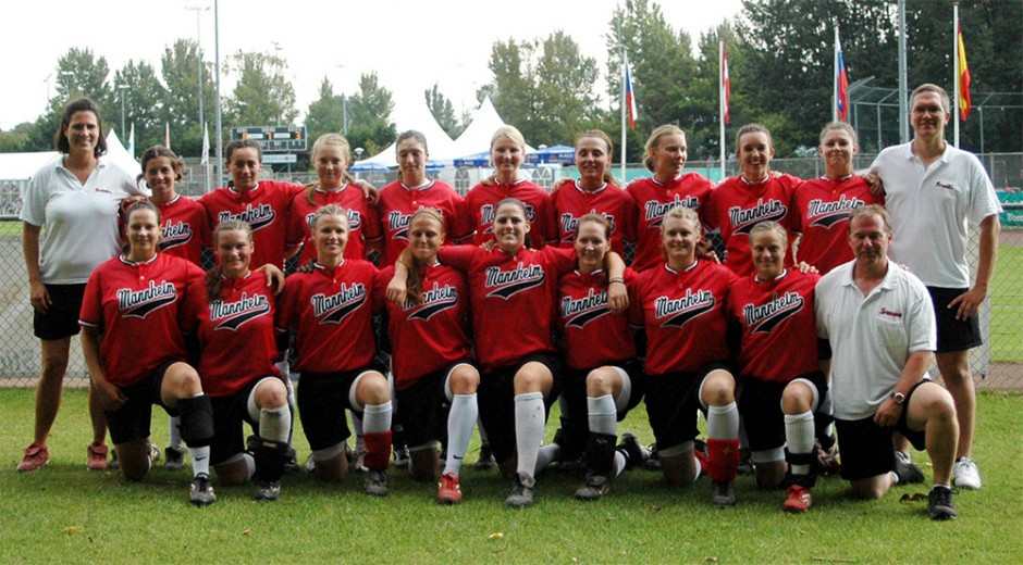 Softball Bundesliga Team 2007