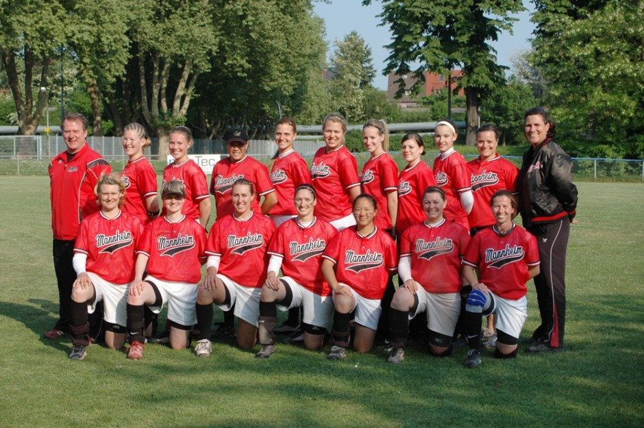 Softball Bundesliga Team 2011