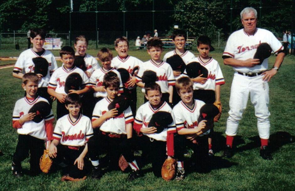 Baseball Schüler Team 1997