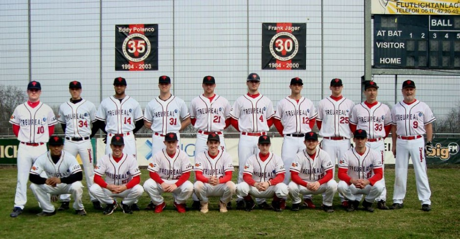 Baseball Bundesliga Team 2009