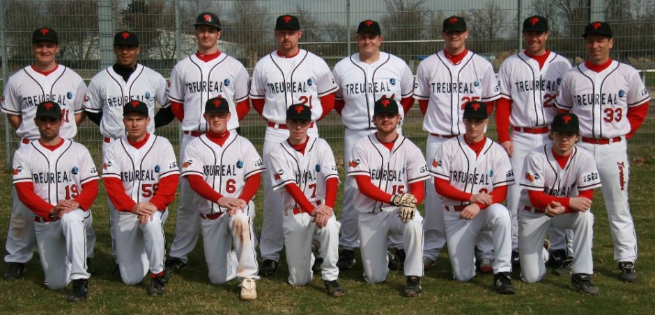Baseball Bundesliga Team 2008