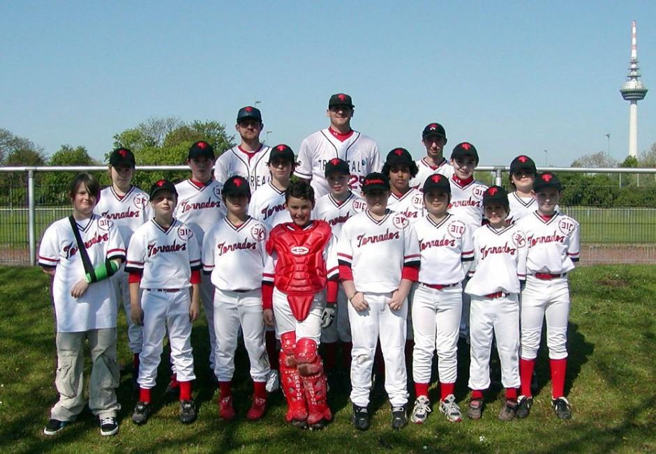 Baseball Schüler Team 2009