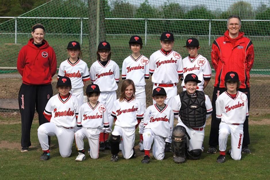 Baseball Schüler Team 2012
