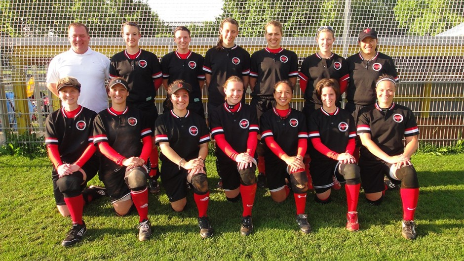 Softball Bundesliga Team 2013