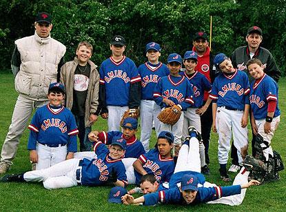 Baseball Schüler Team 2003