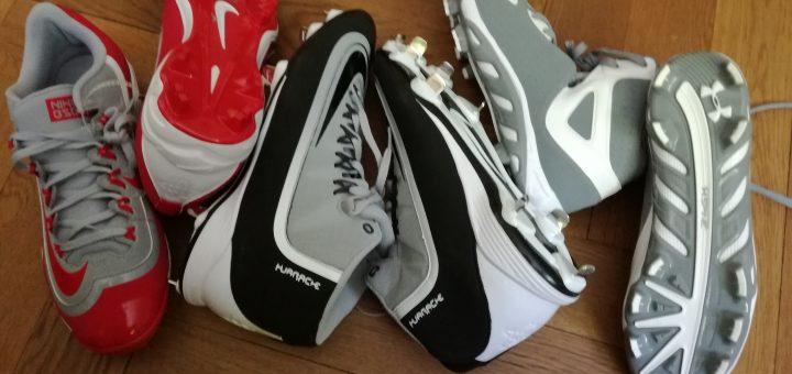 für UANikeAdidas ACHTUNGBaseball groß und klein … Schuhe vN80wmn